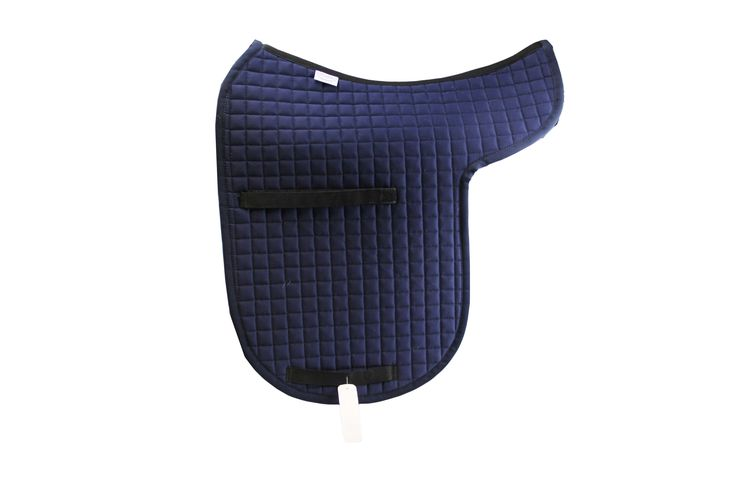Baumwoll Satteldecke passend zu unserem Champion Royal Gangpferdesattel.  Material: 100% Baumwolle