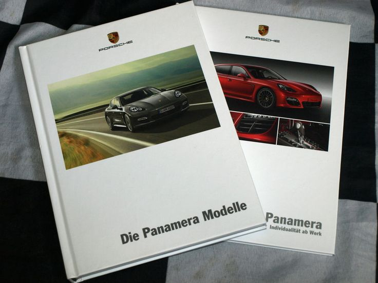 The 17 best porsche brochures manuals other literature images on 2012 porsche panamera 4 s turbo hybrid brochure prospekt tequipment german hb publicscrutiny Choice Image