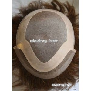 Custom Top Quality Fine Mono Base Lace Front With PU Thin Skin Coat Toupee Men Hair System,Top Quality Fine Mono Base Lace Front With PU Thin Skin Coat Toupee Men Hair System Suppliers,manufacturers,factories