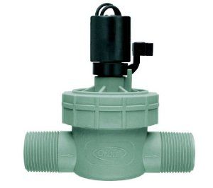 Orbit Sprinkler System 1-Inch Male NPT Jar Top Valve 57467 by Orbit. $12.27. Universal - Works with residential standard 24 Volt sprinkler systems. Manual on/off Lever - Ideal for testing and flushing sprinkler systems. Threaded Easy-to-Access Jar-Top Lid - No tools required. Heavy-Duty Construction with Stainless Steel Components - Provides years of reliable service. From the Manufacturer                Orbit's automatic irrigation valve does not require tools to servi...