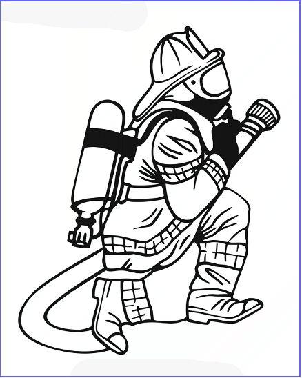 ~ CLIPA RT GALORE ~ Firefighter design