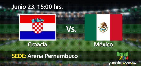 #Croacia  #HoyChihuahua #CUU  #Chihuahua  #Periodismo  #Journalism  #Multimedia  #WorldCup #CopaDelMundo #Mundial  #Soccer  #Futbol  #Brasil2014  #TRI  #Selección  #México  #MX  #Piojo  #Herrera