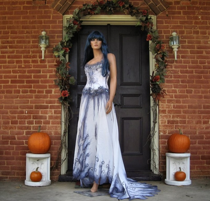 49 best nymph images on pinterest nymph costume for Corpse bride wedding dress for sale