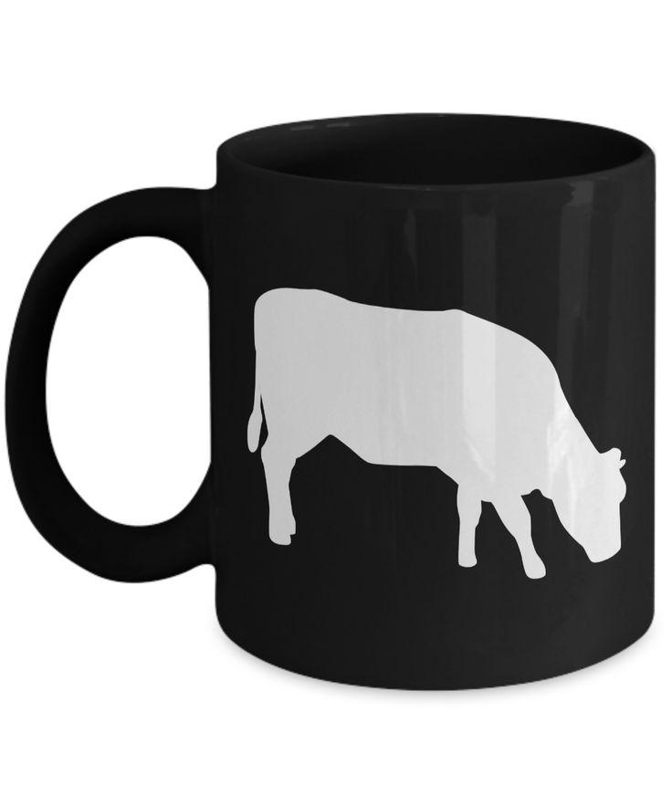 Cow Mug -Cow Coffee Mug-Funny Cow Gifts-Cow Themed Gifts-Cow Dad