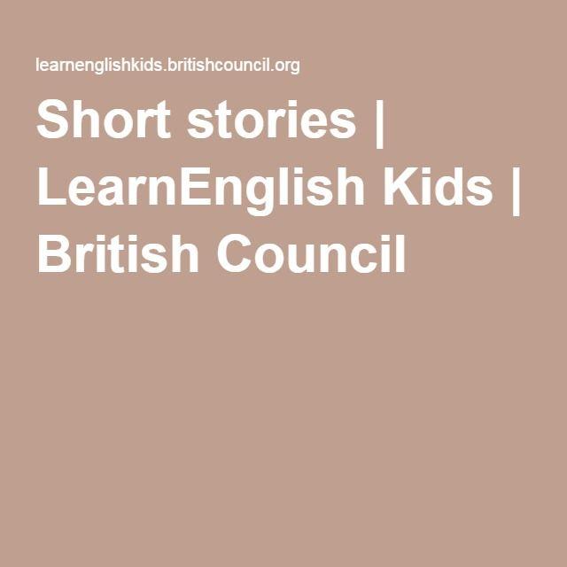 Short stories   LearnEnglish Kids   British Council