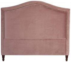 #DecorrPromotions - @blockandchisel : Block & Chisel mink upholstered queen size headboard