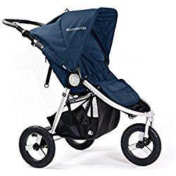 Bumbleride Indie Baby Jogging Stroller, Maritime Blue