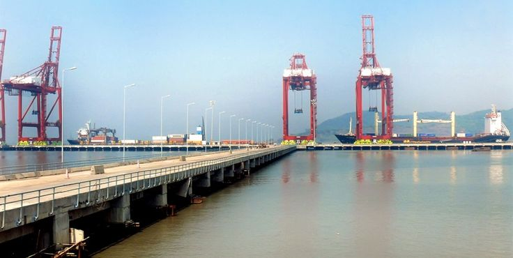 Asphalting work of Karal Bridge completed, which is prime connecting bridge  to JNPT.   Details: