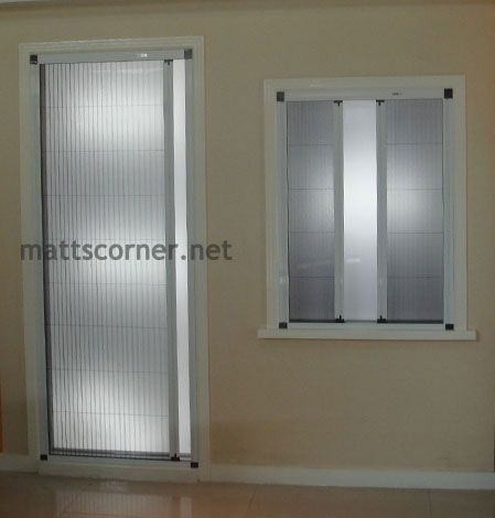 15 best images about insect screens on pinterest solar for Vertical retractable screen