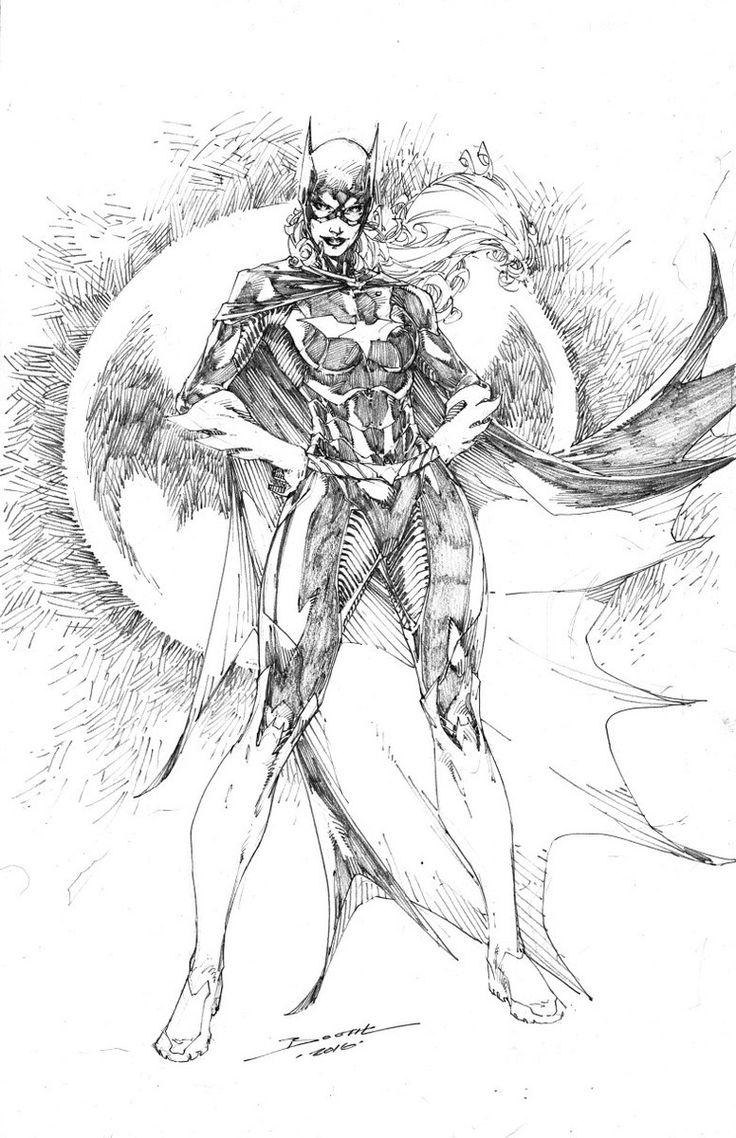 Batgirl by Brett Booth