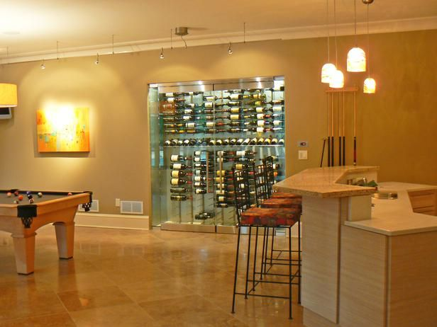 now thats a wine fridge! wowza!