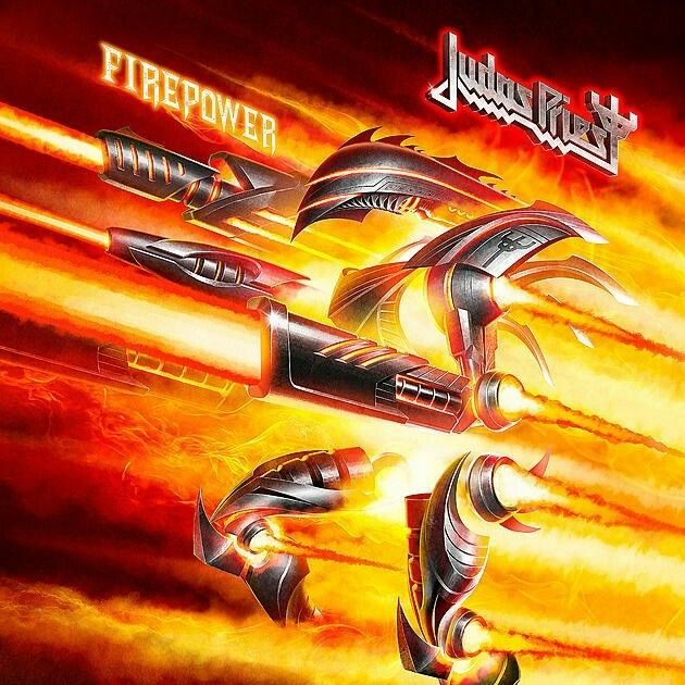 Judas Priest - Firepower (Coming in march 2018)