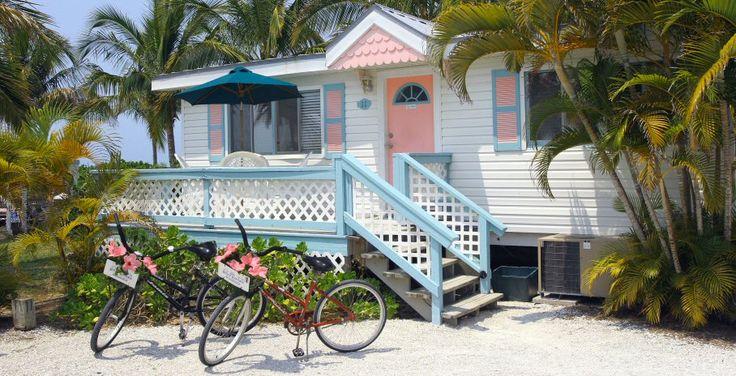 Sanibel Island Cottages   Gulf Breeze Cottages.
