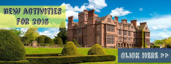Condover Hall Outdoor Activity Centre in Shropshire | JCA