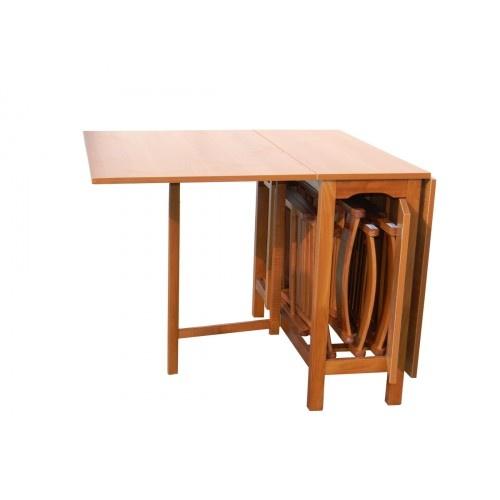 Dedeman Set Cucina 4 persoane cires - Seturi masa + scaune - Mese - Mobilier - Dedicat planurilor tale