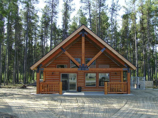 Homestead Lofted. Perfect cabin! Call us today! 250-566-8483