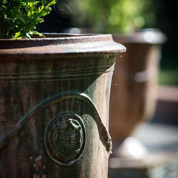 Les 25 meilleures id es concernant poterie anduze sur pinterest vase anduze - Poterie anduze boisset prix ...