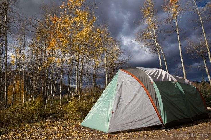 Free CO camping spots