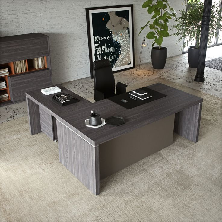 SESSANTA executive office desk by Prof Office