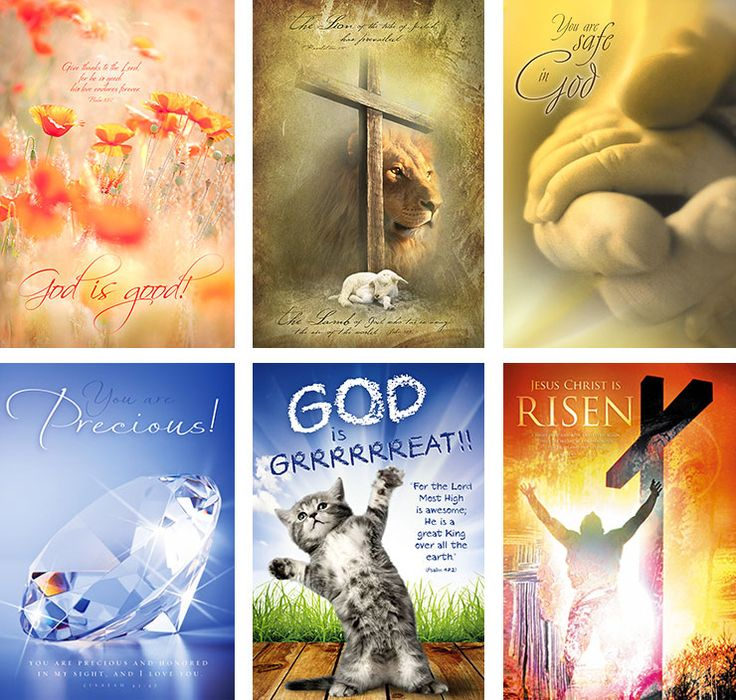 christian religious posters