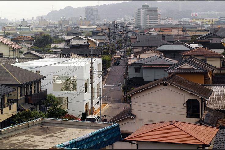 House N by Sou Fukimoto Architects