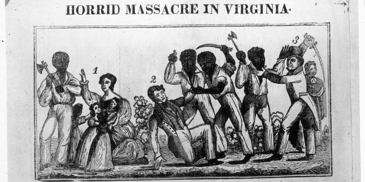Nat Turner Died On This Day In 1831.