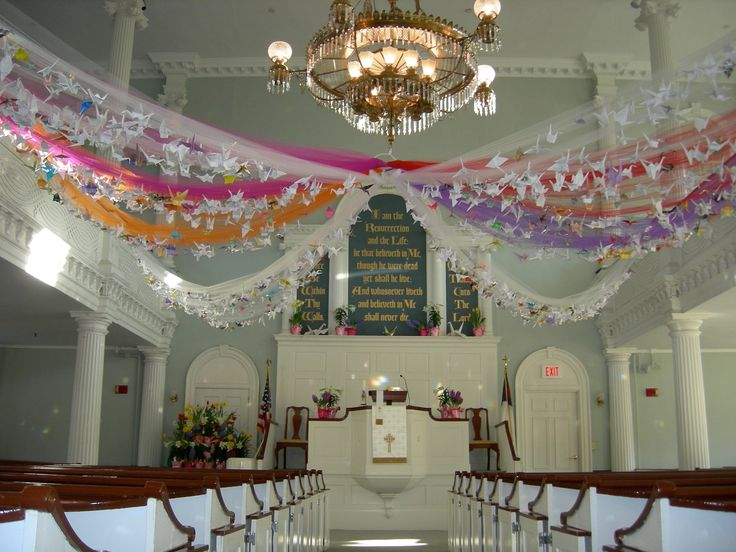 120 Best Church Decorations Images On Pinterest