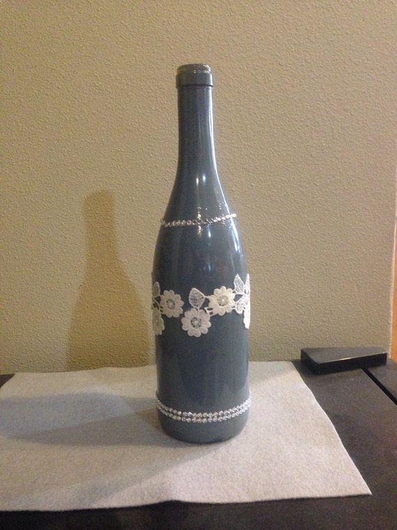 17 best images about botellas decorativa on pinterest - Decoracion de botellas ...