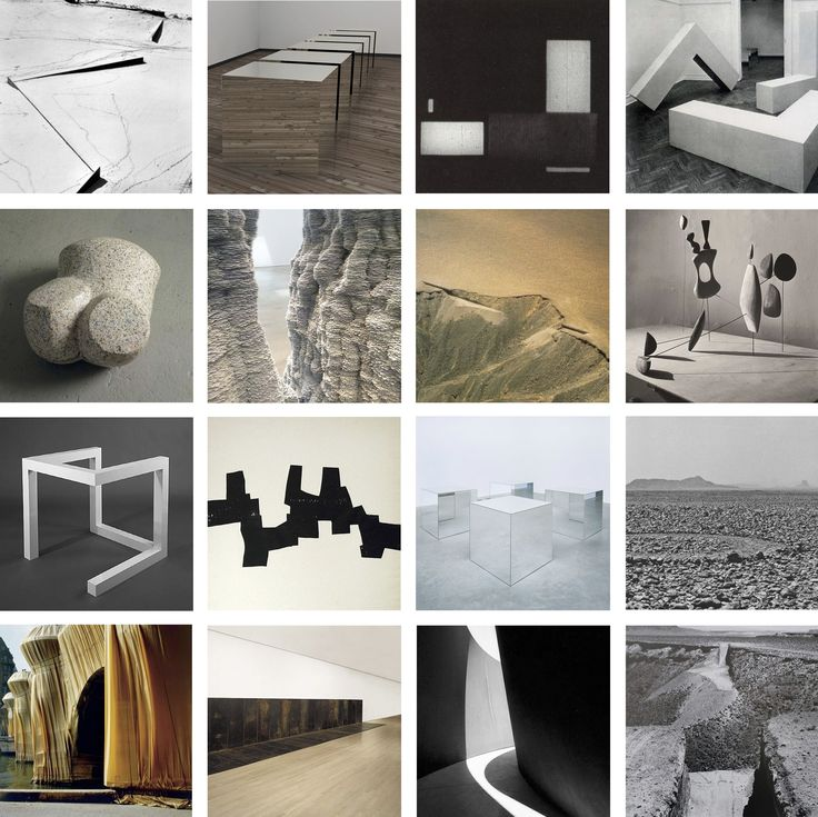 Referências essenciais do mundo da arte para a formação de qualquer arquiteto