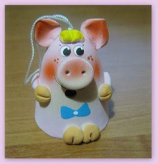 Шьем хрюшек-свинюшек из фетра и ткани (с выкройками). Обсуждение на LiveInternet - Российский Сервис Онлайн-Дневников