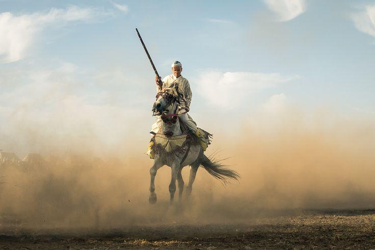 Fantazia Rider by Amine Fassi