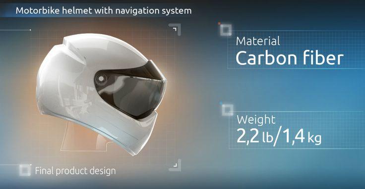 Berbasis Android, Ini Dia Spesifikasi Helm Pintar seharga Rp 26 Juta