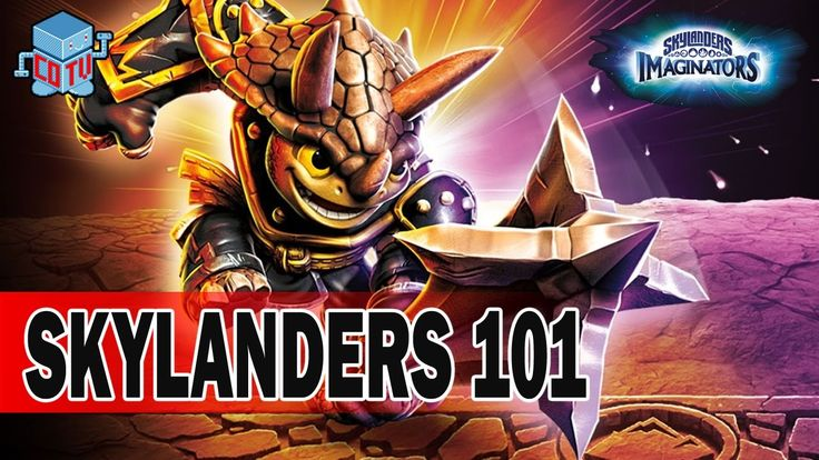 Skylanders 101 TRI TIP