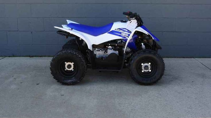 New 2017 Yamaha YFZ50 ATVs For Sale in Illinois. 2017 Yamaha YFZ50, We have 3 of the all new YFZ50's available. These are a 6 years of age and up age restriction to operate. Finally, something that looks great and performs well with safety features. Please feel free to stop in or give us a call at 630-231-8700. 2017 Yamaha YFZ50 ALL-NEW YFZ50 Performance meets pure sport styling for 6-year-old and up riders ready to begin their lifelong off-road adventure. Features may include…