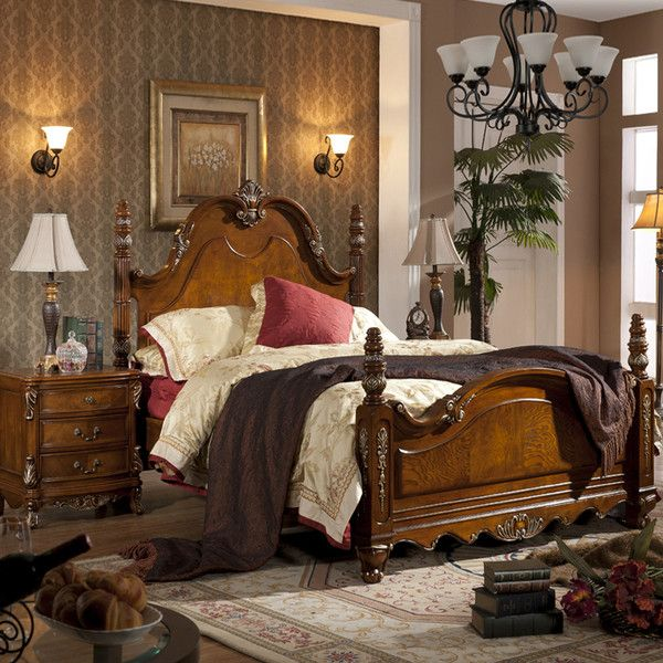oakwood versailles bedroom furniture. colville oak bed frame via polyvore featuring home, furniture, beds, oakwood versailles bedroom furniture
