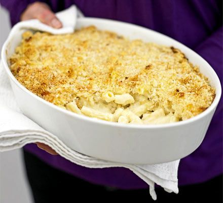 Macaroni Cheese - my all time comfort food, but has to be made with extra mature cheddar and parmesan grated on top.