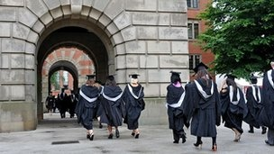 Overseas students to increase in UK universities.