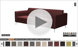 Design your own living room in 3D - Free interior design software from BoConcept