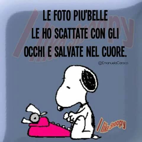 Bellissima Snoopy
