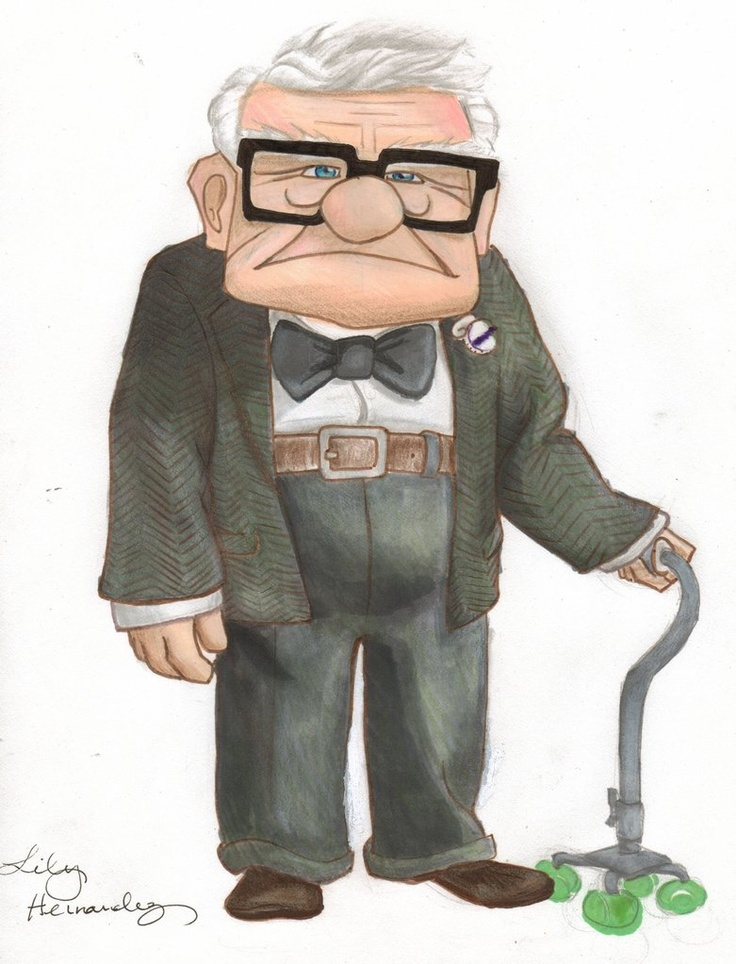 Mr. Fredricksen