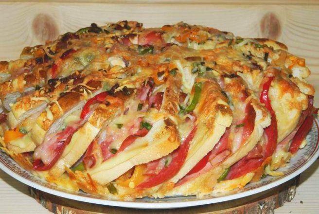 Retete Culinare - Coronita aperitiv