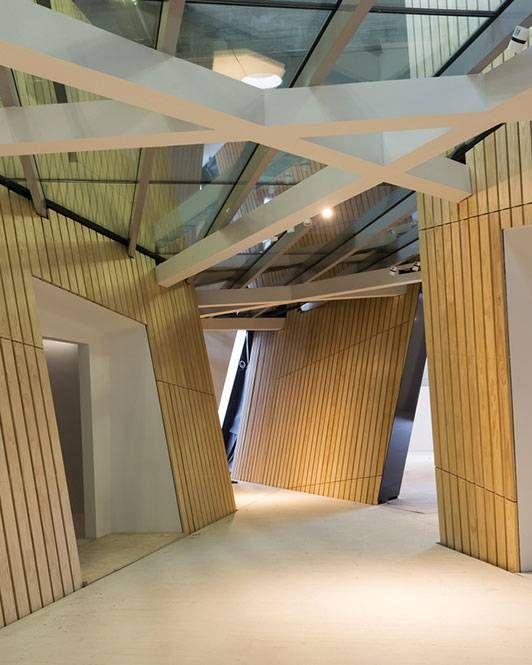 Daniel Libeskind, Academia del Museo Judío de Berlín