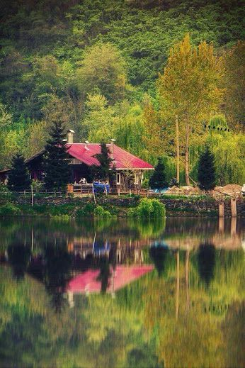 Sera gölü /Trabzon