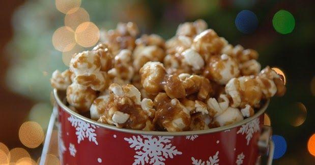 Resep Popcorn Karamel