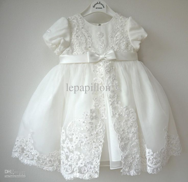 8460- -Organza & Lace with Beading Ball Gown Christening Dresses&Suits | Buy Wholesale On Line Direct from China