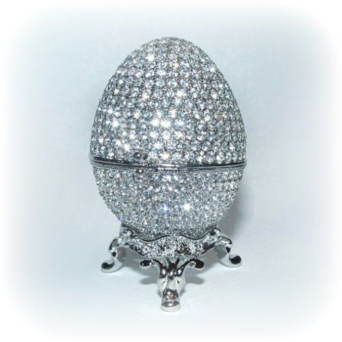 These Faberge Eggs may have some noticeable cosmetic imperfections, but they will not affect the performance. These items will still carry a 100% S...
