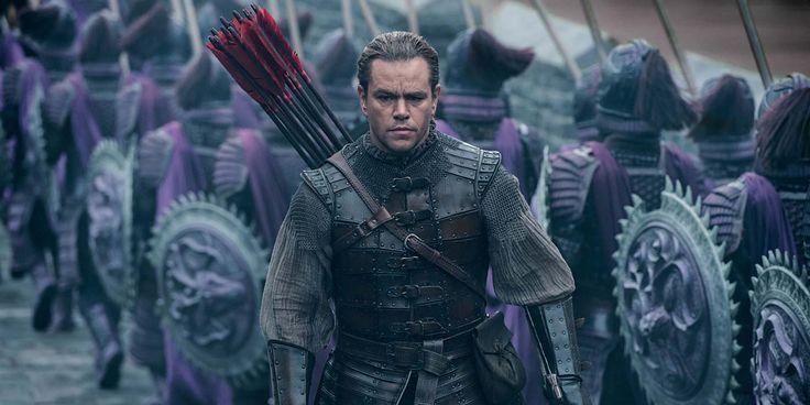 Sortie du film La Grande Muraille en DVD & Blu-Ray le 15 mai 2017, une épopée guerrière de Zhang Yimou avec Matt Damon, Pedro Pascal et Tian Jing.