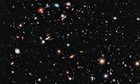 Hubble astronomers unveil deepest yet images of night sky - video - Astronomers unveil new images of a small sliver of the night sky after piecing together 10 years of Hubble space telescope images. The Hubble eXtreme Deep Field is the deepest view yet, adding 5,500 galaxies and showing celestial objects formed 500m years after the universe's birth