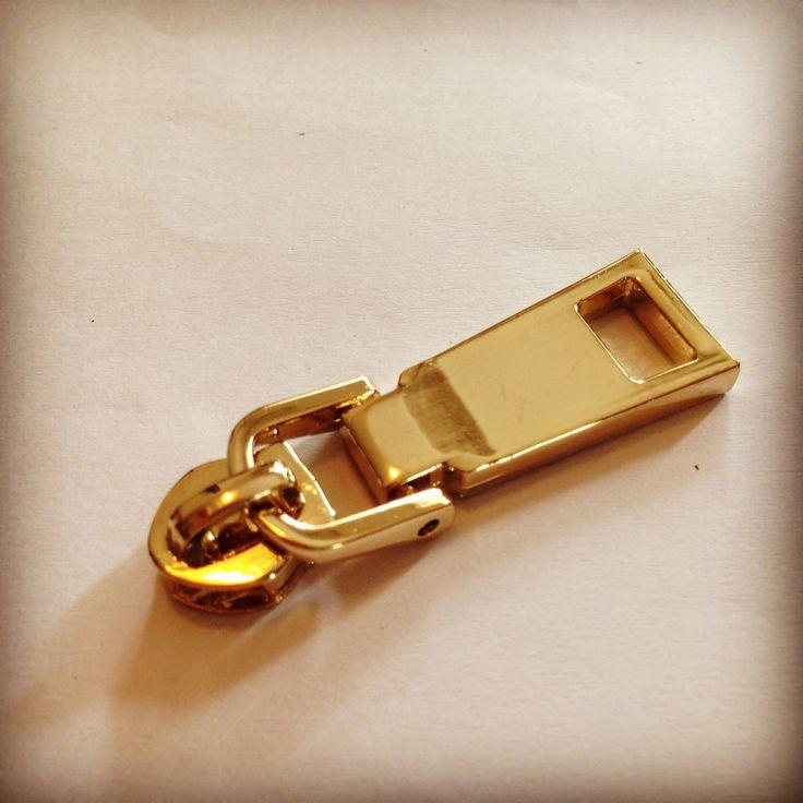 #gold zip pull, #zip pull https://www.etsy.com/listing/197156047/new-light-gold-rectangular-zip-pull-sk1?ref=shop_home_active_16