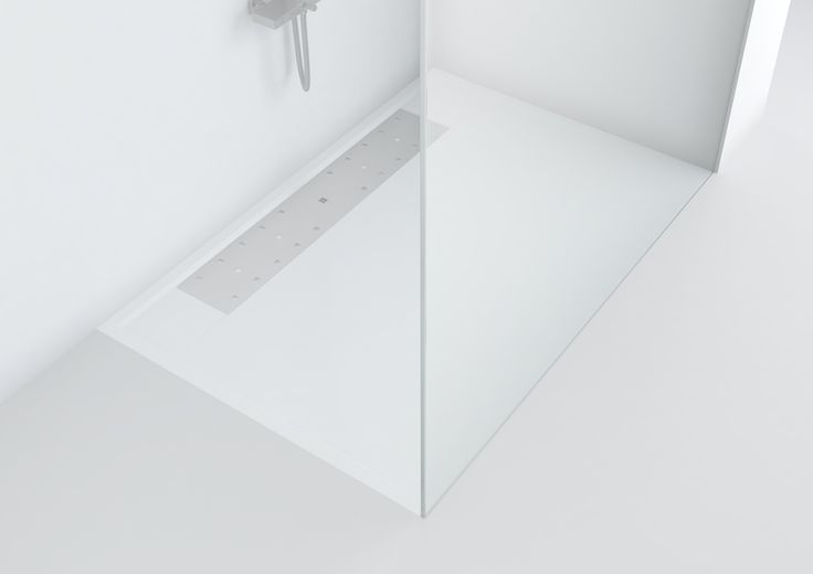 Skilful shower tray selection depends both on bathroom design and the same comfort of its use. Currently on the market you can find a wide selection of shower trays, among which the growing popularity of flat models. They should be a particular appeal to lovers of modern, minimalist interiors. An additional advantage of trays mounted at floor level is the optical zoom on area, which, in turn, appreciate the owners of small bathrooms.
